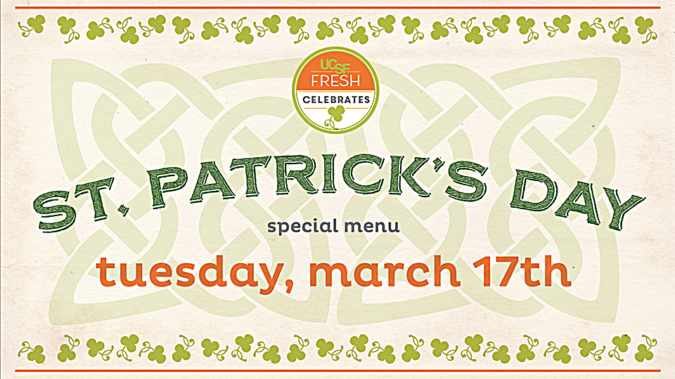 St. Patrick's Day March 17 2020